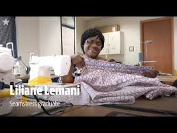 seamstress jobs rightfully sewn steers at risk women into local sewing jobs youtube