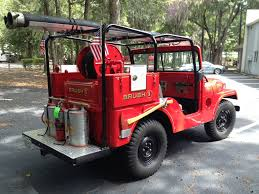 jeep brush truck fire police industry vehicles ewillys page 5