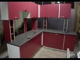 fabrication cuisine fabrication d une cuisine en mélaminé partie 4 build modern kitchen