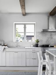 easy kitchen decorating ideas cosy all white kitchen easy kitchen decor ideas with all white