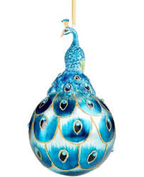 peacock ornament only at macy s