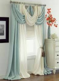 We Have Been Asked For This Type Of Full Volume Draping Curtains A - Bedrooms curtains designs