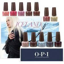 opi iceland collection fall winter 2017 talking with tami