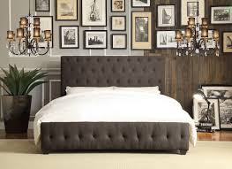 sarah upholstered bed andrew u0027s furniture and mattress