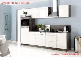 Billige K Henblock Landhaus Küche Alby 7 Tlg Natur Ohne Elektrogeräte Amazon De