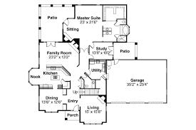floor plan tudor house home act