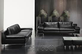 Parana Modern Italian Leather Sofa Designer Modern Leather Sofa - Contemporary leather sofas design