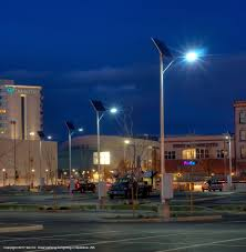commercial solar lighting for parking lots effective and reliable solar led parking lot lights from sol inc