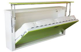 Single Folding Bed Fold Up Wall Bed A Larger Room Maker Homesfeed
