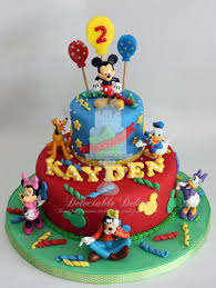and friends cake delectable delites mickey mouse friends cake for s 2nd