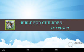 children bible in french android apps on google play