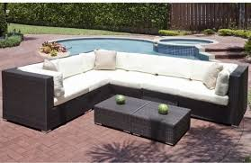 Outdoor Sofa With Chaise Outdoor Sofa Furniture