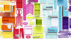 Colorful Desk Accessories Supplies To Get You Excited To Go Back To School