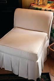 slipper chair slipcover armless slipper chair cover slipper chair covers opulent cottage our