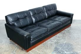 Unique Leather Sofa Mid Century Modern Black Leather Chair Mid Century Leather Sofa