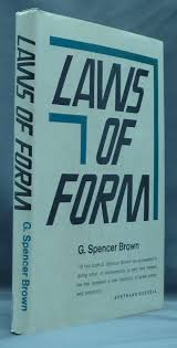 laws of form g spencer brown first us edition