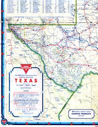 New Mexico Highway Map by Old Highway Maps Of Texas