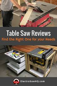 table saw reviews fine woodworking table saw reviews find the right one for your needs