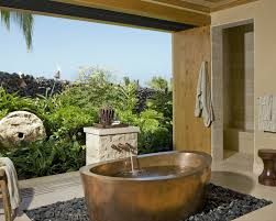 outdoor bathrooms ideas outdoor bathroom for pool glass shower corner in the near bathtub