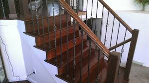Solid Banister Stair Rails We Have Built In Utah Welcome To Apex Carpentry