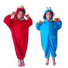 online buy wholesale cookie monster onesie pajamas from china
