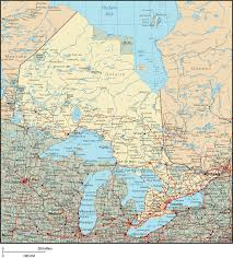 Geography Blog Russia Outline Maps by Geography Blog Maps Of Ontario