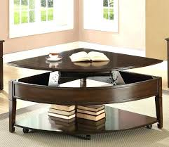 Cover Coffee Table Pie Shaped Lift Top Coffee Table Coffee Table Cover Walmart