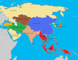 Asia Map Game by Alternate History Map Of Asia By Gamekiller12 On Deviantart