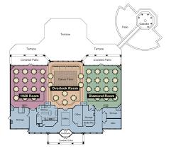 drees pavilion floorplans and seating
