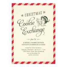 52 best cookie exchange invitations images on pinterest cookie