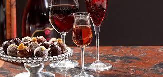 Wine Chocolate Gourmet Chocolate Truffle Pairing Gourmet Chocolate Truffle Wine