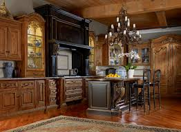 Rustic Alder Kitchen Cabinets Kitchen Gallery U2013 Habersham Home Lifestyle Custom Furniture