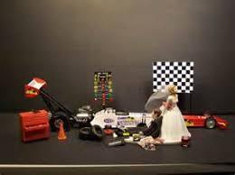 mechanic wedding cake topper drag racing wedding cake topper xeniapolska