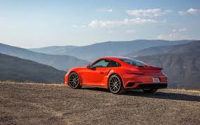car porsche 2017 2017 porsche 911 turbo and 911 turbo s serious wheels