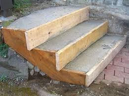 finkbuilt blog archive how to make concrete steps