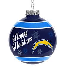 los angeles chargers ornaments chargers ornaments