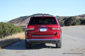 wrecked black jeep grand cherokee review 2014 jeep grand cherokee summit video the truth about cars