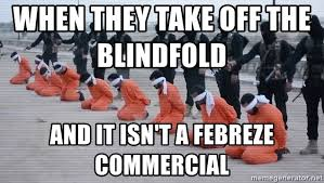 Febreze Meme - when they take off the blindfold and it isn t a febreze commercial