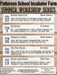 summer workshops at patterson blacksmithing explorecaldwell com