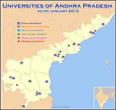 University Of Tennessee Campus Map by List Of Institutions Of Higher Education In Andhra Pradesh Wikipedia