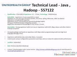Resume For Mca Student Exclusive Inspiration Hadoop Developer Resume 6 Jobs By
