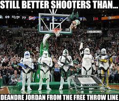 Deandre Jordan Meme - memes on twitter
