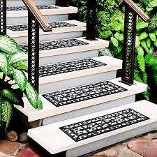 treppe rutschschutz stufenmatten stufenmatte rutschschutz treppe stufen gummi outdoor