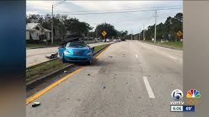 driver killed in port st lucie crash saturday morning wptv com
