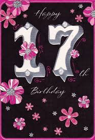 17th birthday card messages alanarasbach