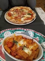 cuisine pour deux antipasti pour deux rigatoni sorrentina pizza façon reine picture