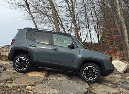 2015 jeep reliability jeep renegade drive on track and trail review consumer reports