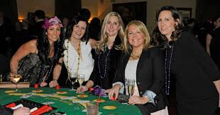 Todd Brickhouse by Coolidge Holds Fourth Annual Mardi Gras Casino Night Fundraiser