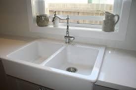 ikea white domsjo kitchen sinks with italian gessi romance faucet