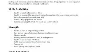 Dental Assistant Resume Sample Resume Examples For Dental Assistant Dental Assistant Resume